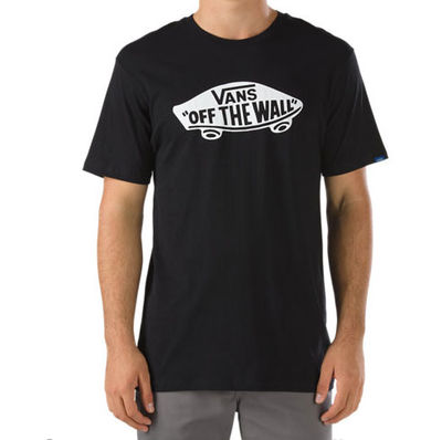 Vans OTW Tee Black/White
