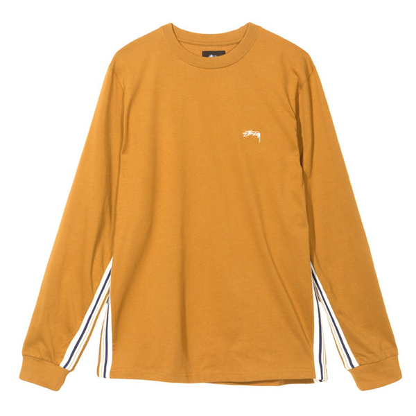 Stüssy Racer LS Jersey Cocoa