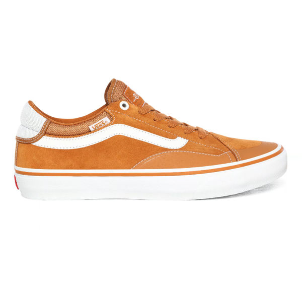 Vans TNT Advanced Prototype Pumpkin/ White