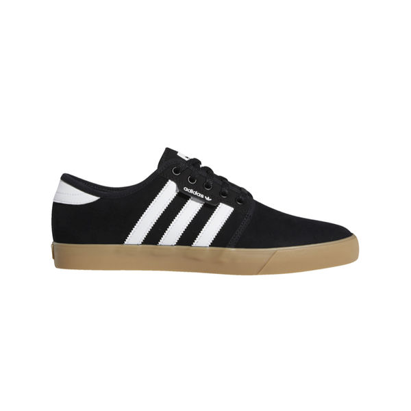 Adidas Skateboarding Seeley Core Black / Cloud White / Gum