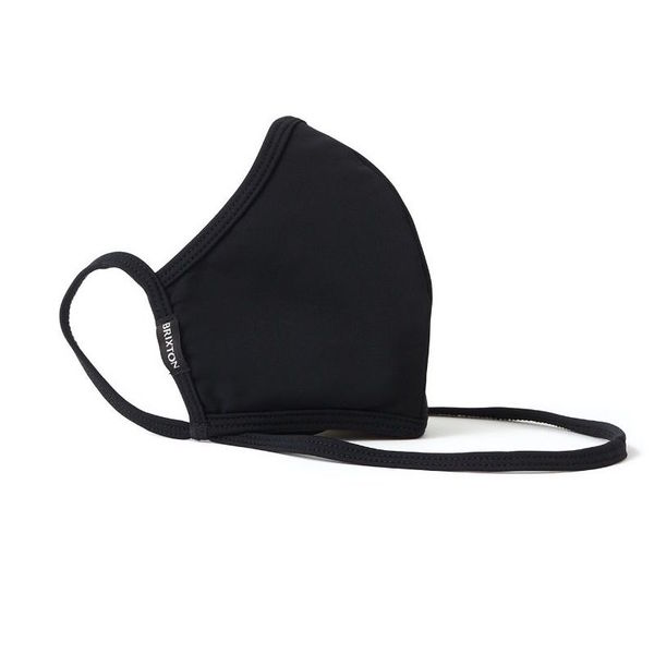 Brixton Everything Face Mask Black/Charcoal