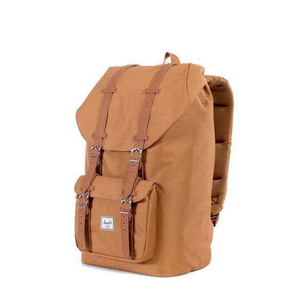 Herschel Little America Caramel Tan