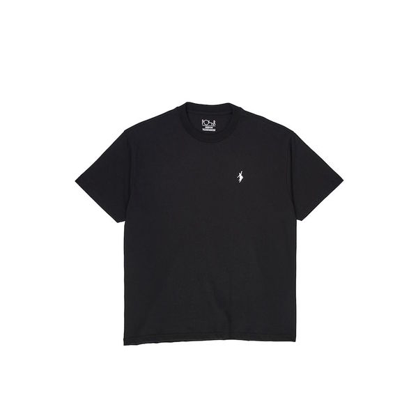 Polar Skate Co. No Comply Tee Black