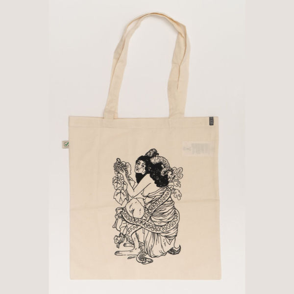 El Rio Grind Eeva Tote Bag Natural