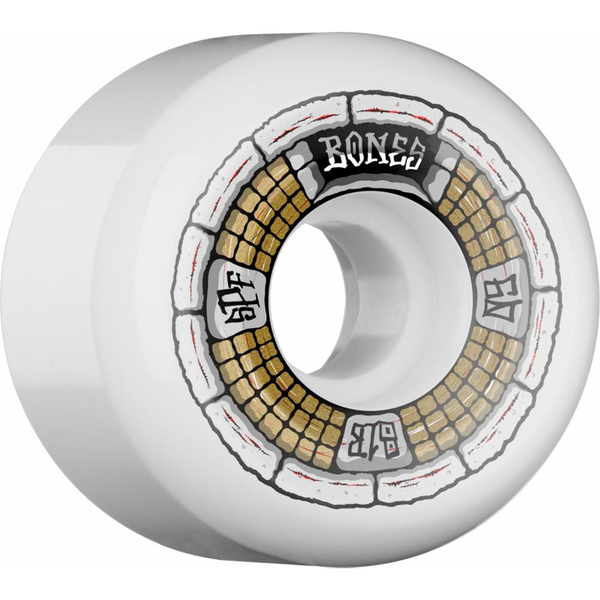 Bones Wheels SPF Deathbox 81b P5 white 60mm