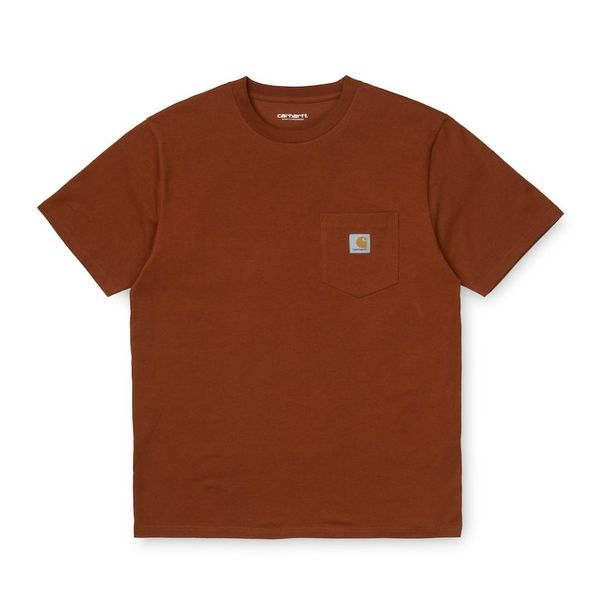 Carhartt WIP S/S Pocket T-Shirt Brandy