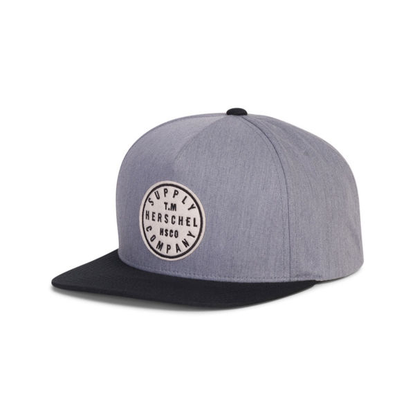 Herschel TM Cap Heather Grey