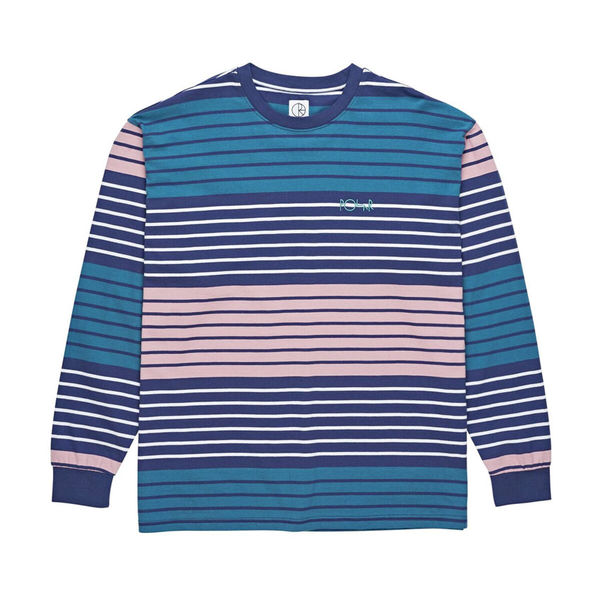 Polar Skate Co. Multi-Colour Longsleeve Navy