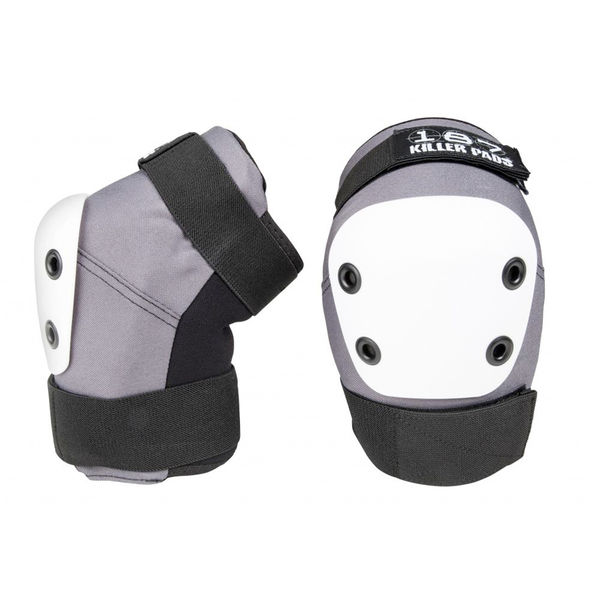 187 Killer Pads Pro Elbow Grey/ Black/ White