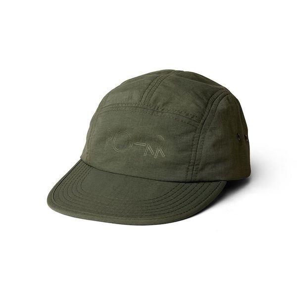Polar Skate Co. Speed Cap Army Green