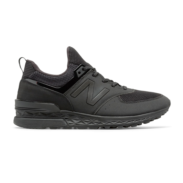 New Balance MS574 Black