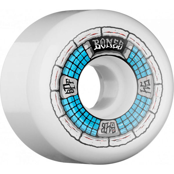 Bones Wheels SPF Deathbox 84b P5 white 55mm