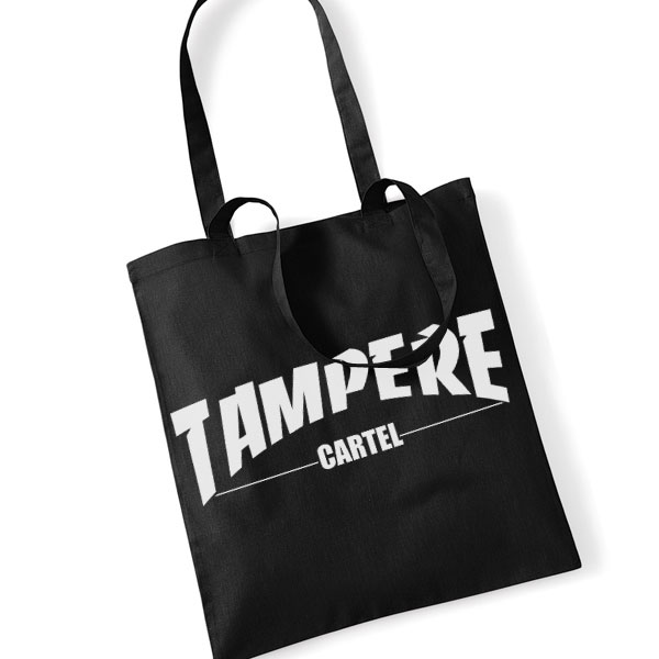 Cartel Tampere Tote Bag Black