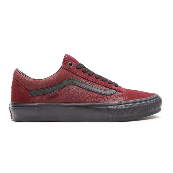 Vans Skate Old Skool (Breana Geering) Port/Black