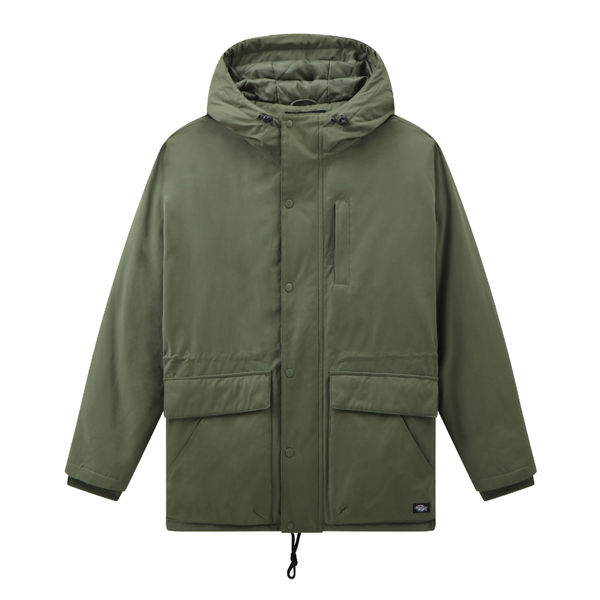 Dickies Olla Fishtail Army Green