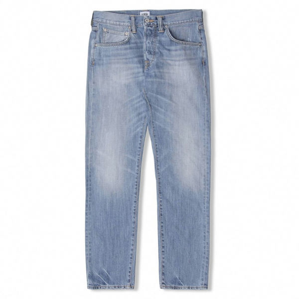 Edwin ED-55 Dark Blue Denim Heaven Wash
