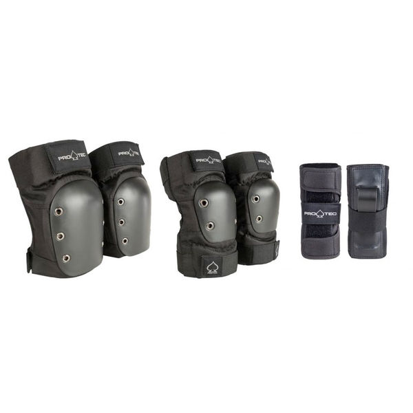 Pro-Tec Street Gear Junior 3-Pack Pad Set M