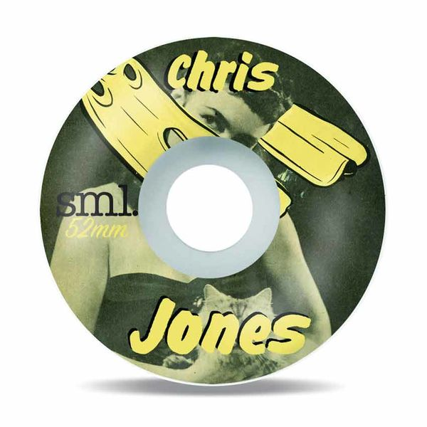 Sml. Chris Jones Send Nudes OG Wide 99a 52mm