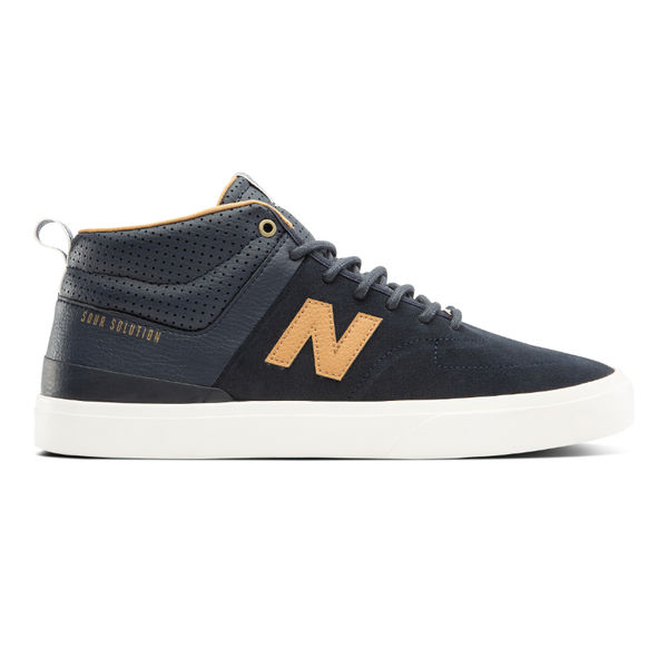 New Balance Numeric 379 Mid Sour Solution Navy/Brown