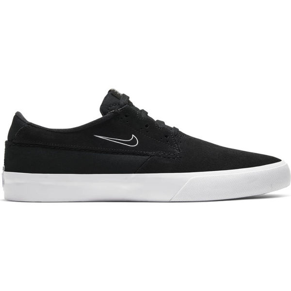 Nike SB Shane Black / White