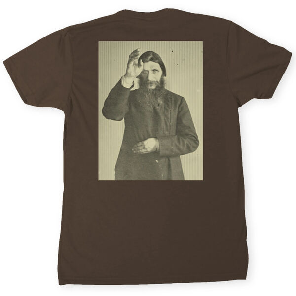 Theories Rasputin Heavy Duty Tee Mocha