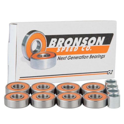 Bronson Speed Co. Bearings G2