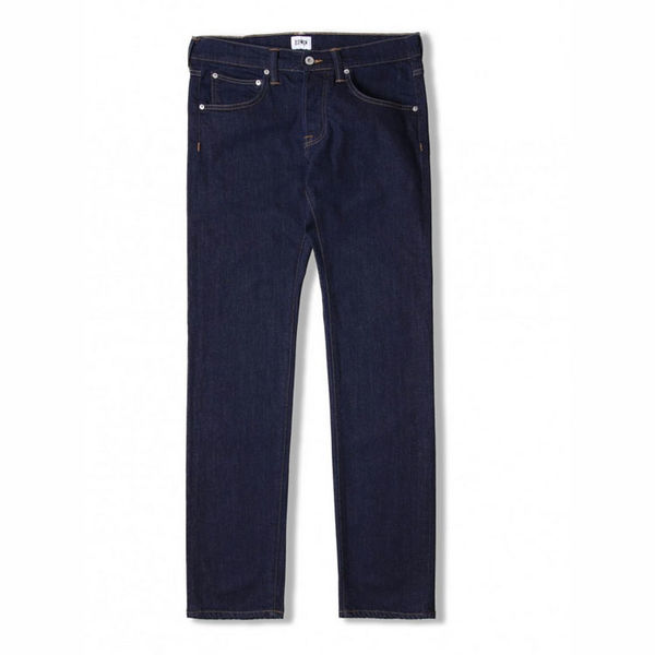 Edwin ED-55 Regular Tapered Jeans CS Night Blue Denim Rinsed