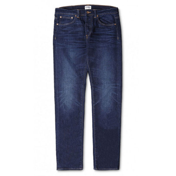 Edwin ED-80 CS Night Blue Denim - Dark Ruffle Used