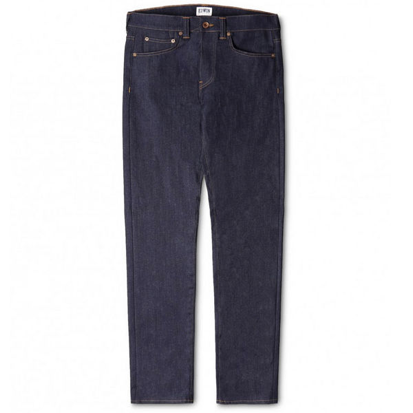 Edwin ED-80 CS Night Blue Denim-Blue Unwashed