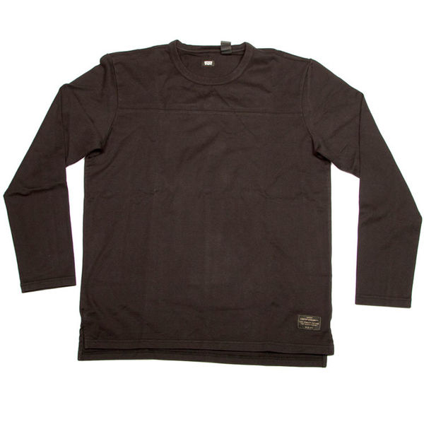 Levi's Skate LS Football Black