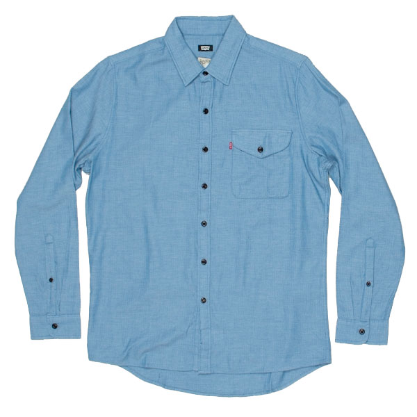 Levi's Skate Reform Shirt Blue