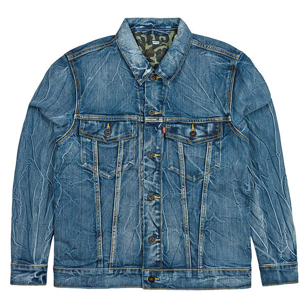 Levi's Skate Trucker Jacket Battery