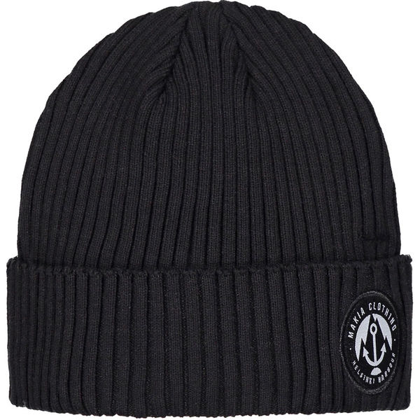 Makia Harbour Cap Black
