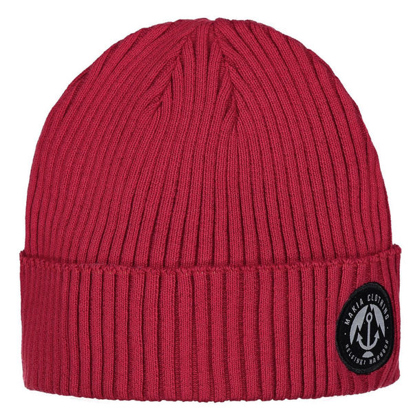 Makia Harbour Cap Red