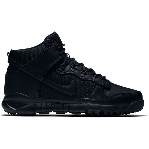 Nike SB Dunk High Boot Black/Black