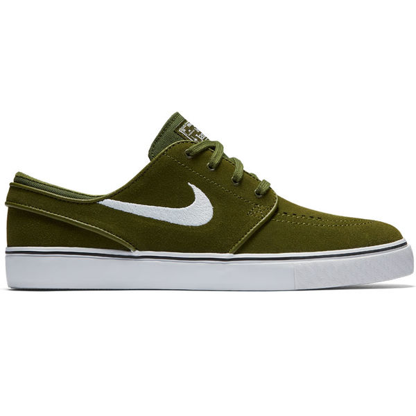 Nike SB Stefan Janoski Legion Green/White-Black