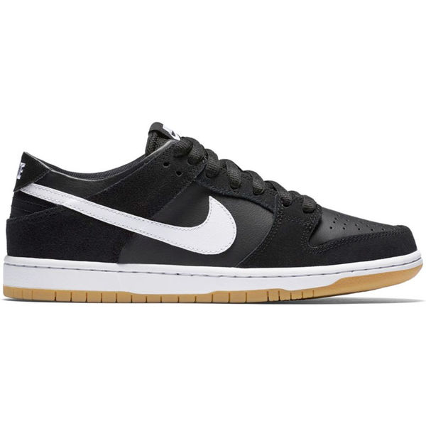 Nike SB Zoom Dunk Low Pro Black/White