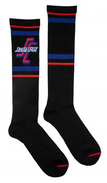 Santa Cruz Socks OGSC Black