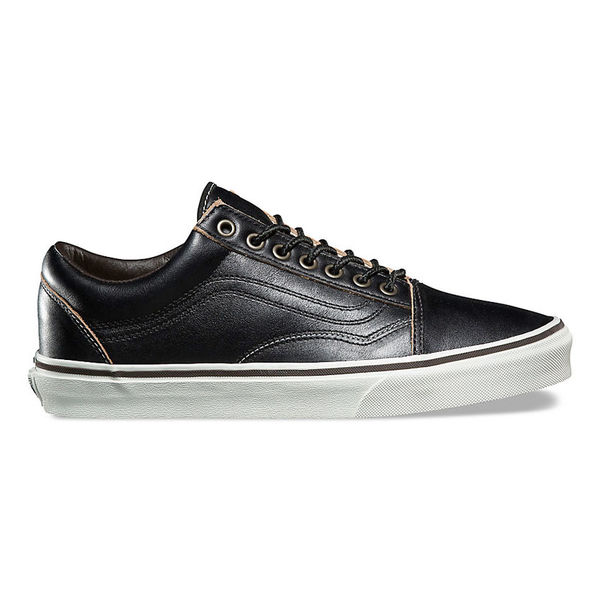 Vans Old Skool Ground Breakers Black/Marshmallow