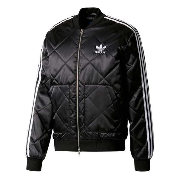 Adidas Originals SST Quilted Pre Jacket Black
