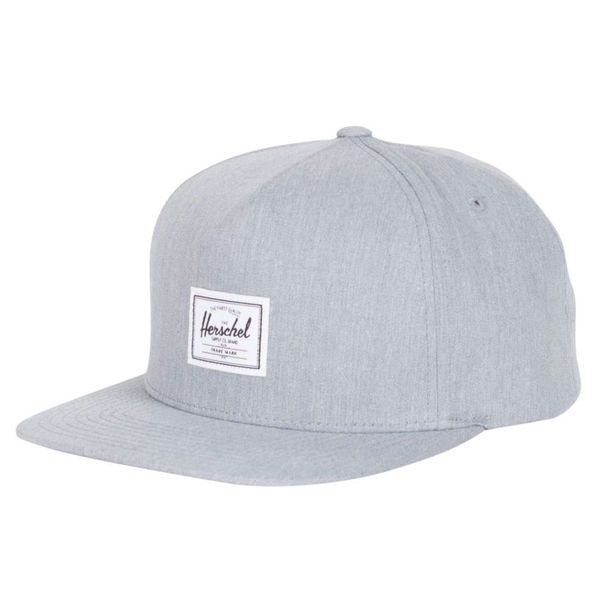 Herschel Dean Cap Heathered Grey