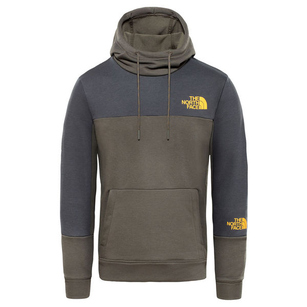 The North Face Light Hoody New Taupe Green