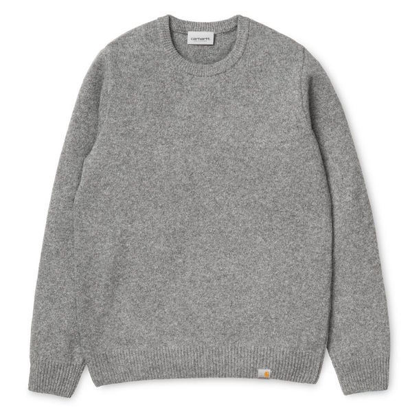 Carhartt WIP Allen Sweater Grey Heather
