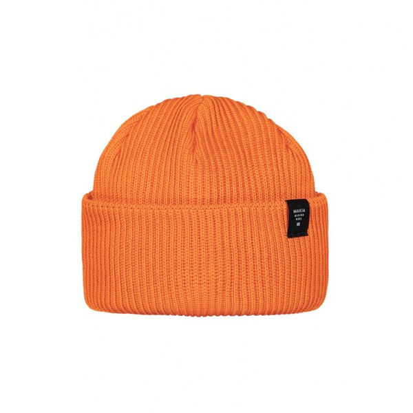 Makia Merino Cap Orange
