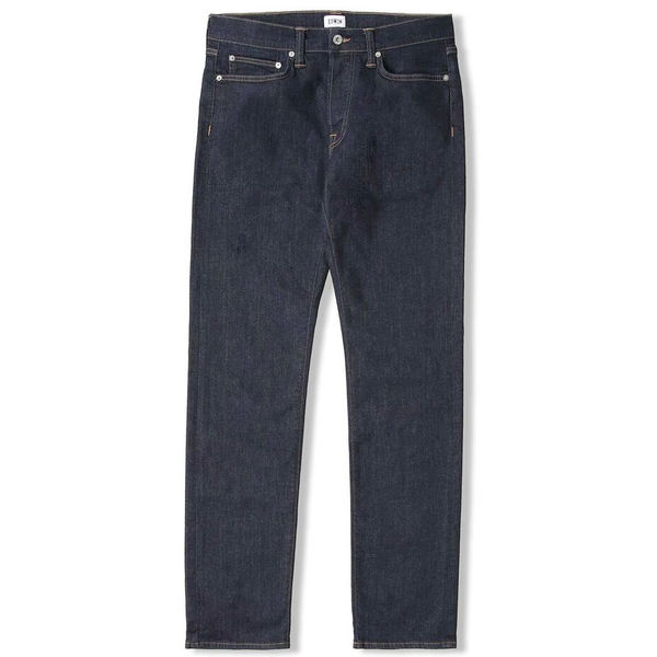 Edwin ED-75 CS Night Blue Denim Blue Rinsed