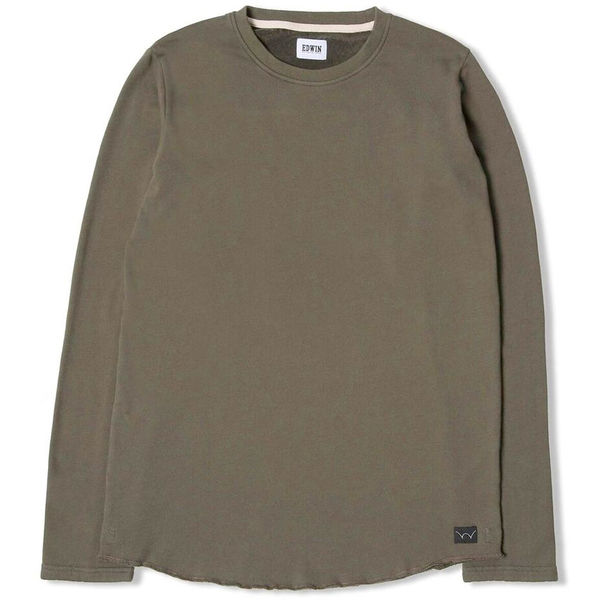 Edwin Terry LS Olive Drab