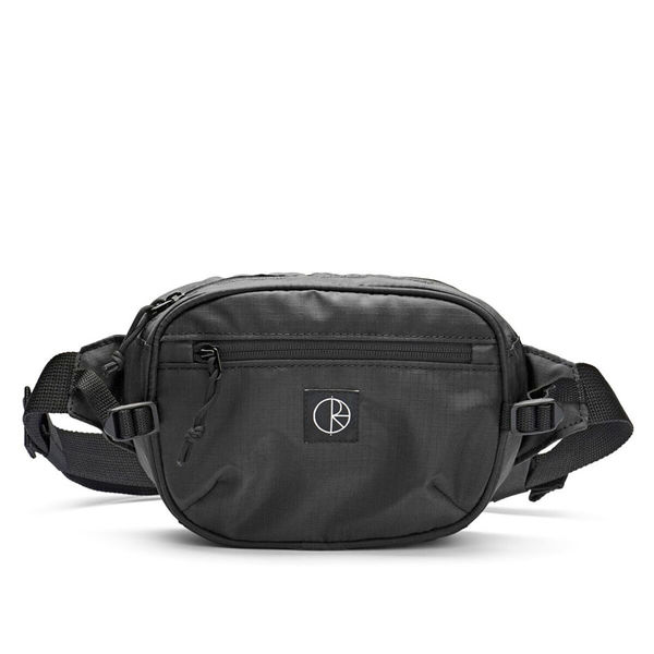 Polar Skate Co. Ripstop Hipbag Black