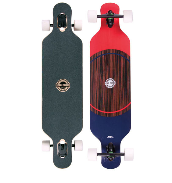 Long Island Pointer Longboard