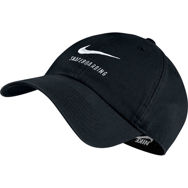 Nike Sb H86 Adjustable Hat Black/Black/White