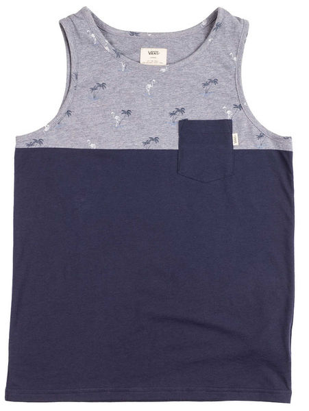 Vans Hilby Tank Dress Blues